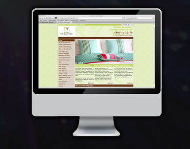 The Clifton Clinic Website