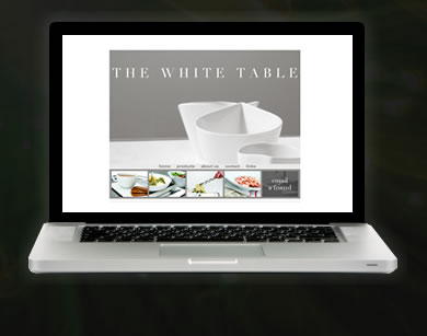 The White Table